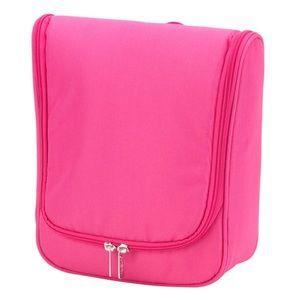 Viv & Lou Pink Hanging Travel Case